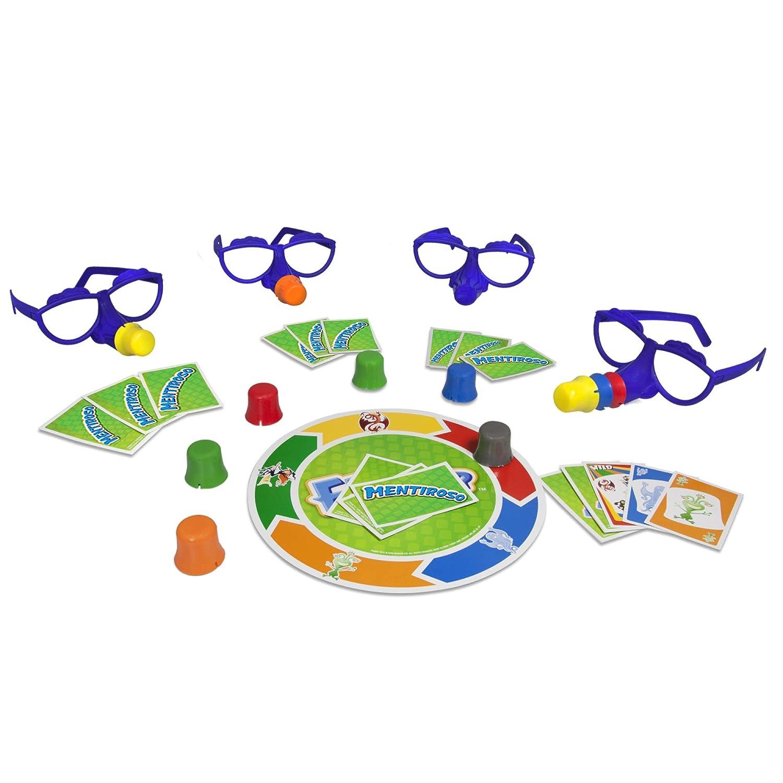 0d1a8504b08d Bizak- Mentiroso Juego,, 26.7 x 26.7 x 5.3 (12-4545): Amazon.es: Juguetes y  juegos