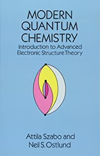 Chemical applications of group theory 3rd edition f albert cotton modern quantum chemistry introduction to advanced electronic structure theory dover books on chemistry fandeluxe Images
