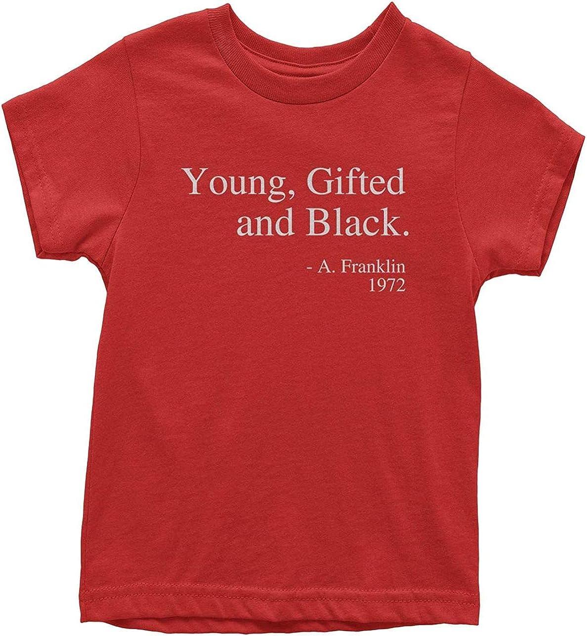 Nobrand - Camiseta de verano para jóvenes, con cita negra, con texto en inglés