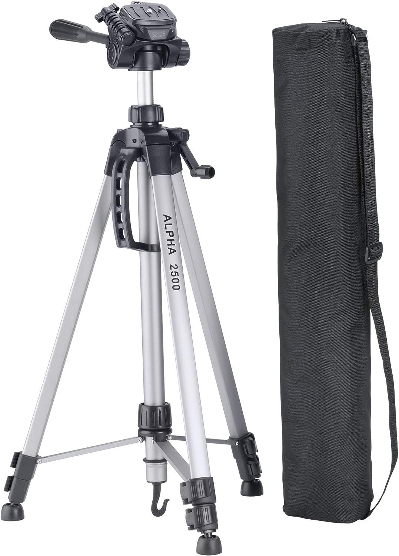 Cullmann Alpha 2500 Stativ Mit 3 Wege Kopf Kamera
