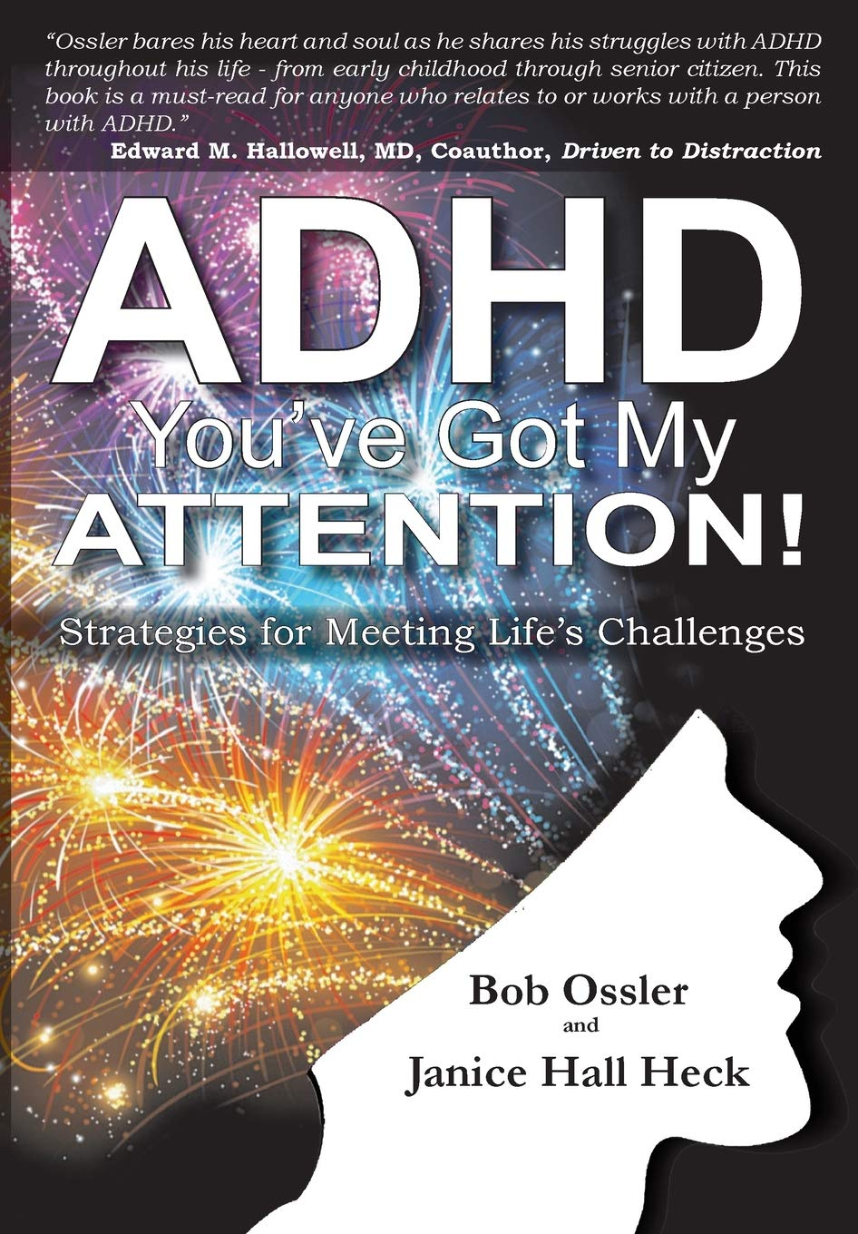 ADHD Attention Strategies Meeting Challenges product image