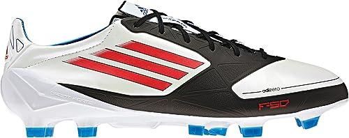 adidas F50 Adizero TRX FG White v23957, weiß/Schwarz/Rot/Blau ...