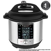 Deals on Instant Pot Max 6 Quart Multi-use Electric Pressure Cooker