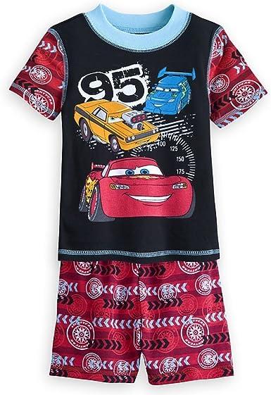 Shirt t Boy Toddler Baby Boys Tee Clothes Disney Cars Long Sleeve Mcqueen