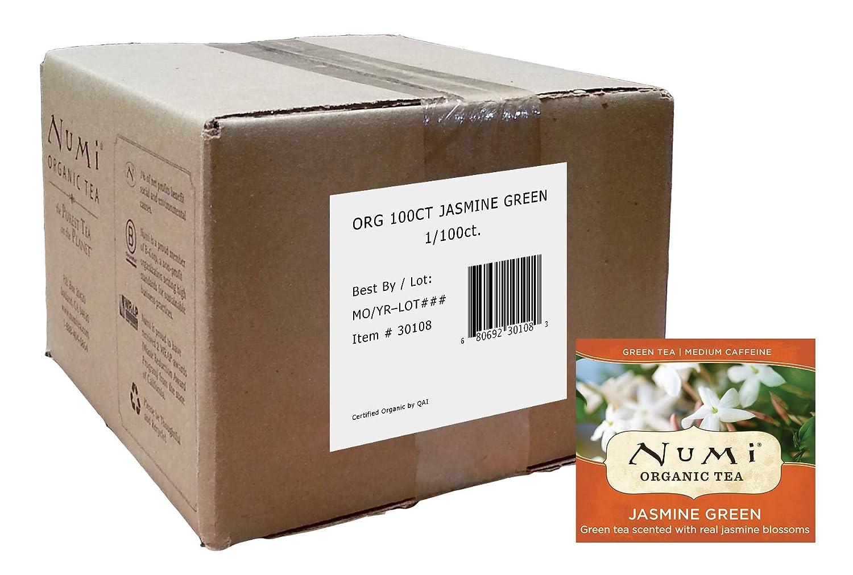 Numi Té verde orgánico: Amazon.com: Grocery & Gourmet Food