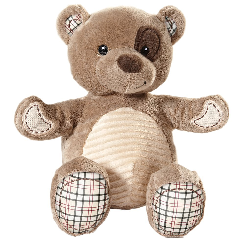 Cinch by dexbaby Plush Sleep Aid Womb Sound Soother - Teddy Bear by Dexbaby