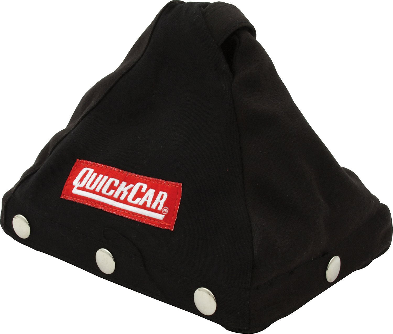 QuickCar Racing Products 60-045 6'' High Fireproof Shifter Boot and Plate Kit