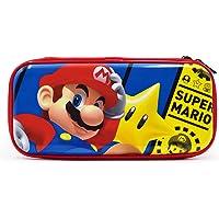 Hori Custodia Premium Vault Case (Super Mario) Per Nintendo Switch/Lite - Ufficiale Nintendo - Nintendo Switch