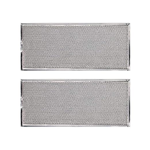 KONDUONE 2 unidades de filtro W10208631A para horno ...