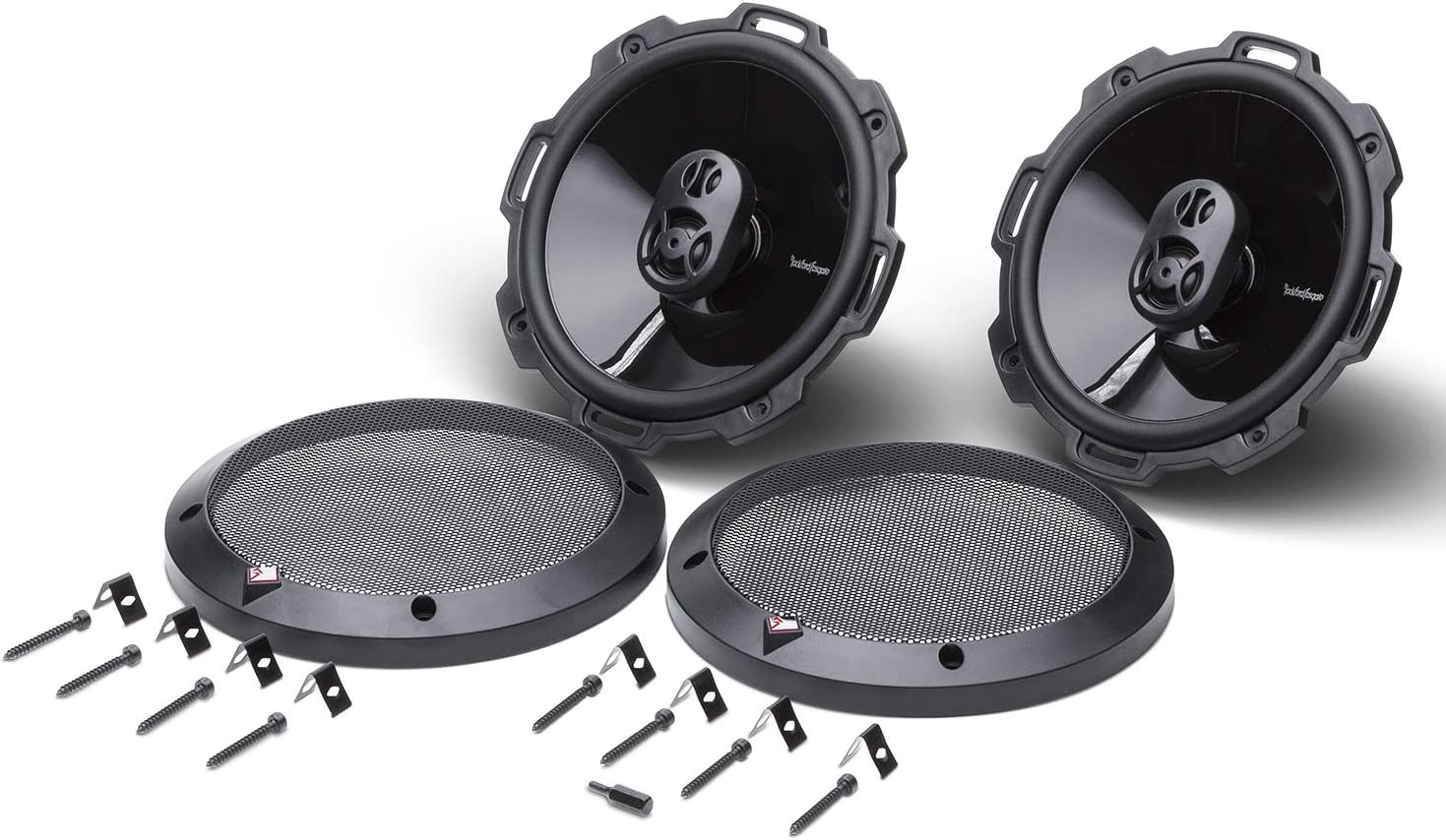 Rockford Fosgate P152 Punch 5.25 2-Way Full Range Speaker Pair