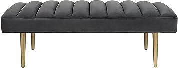Amazon.com - TOV Furniture The Jax Collection Velvet ...