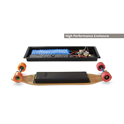 DIYE Electric Skateboard Battery & Electronics Customizable & Scratch-Proof Battery Enclosure : Sports & Outdoors