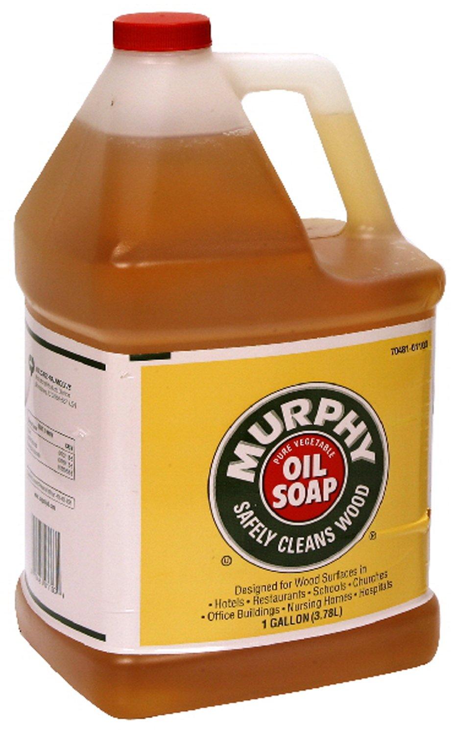 Muprhy oil soap