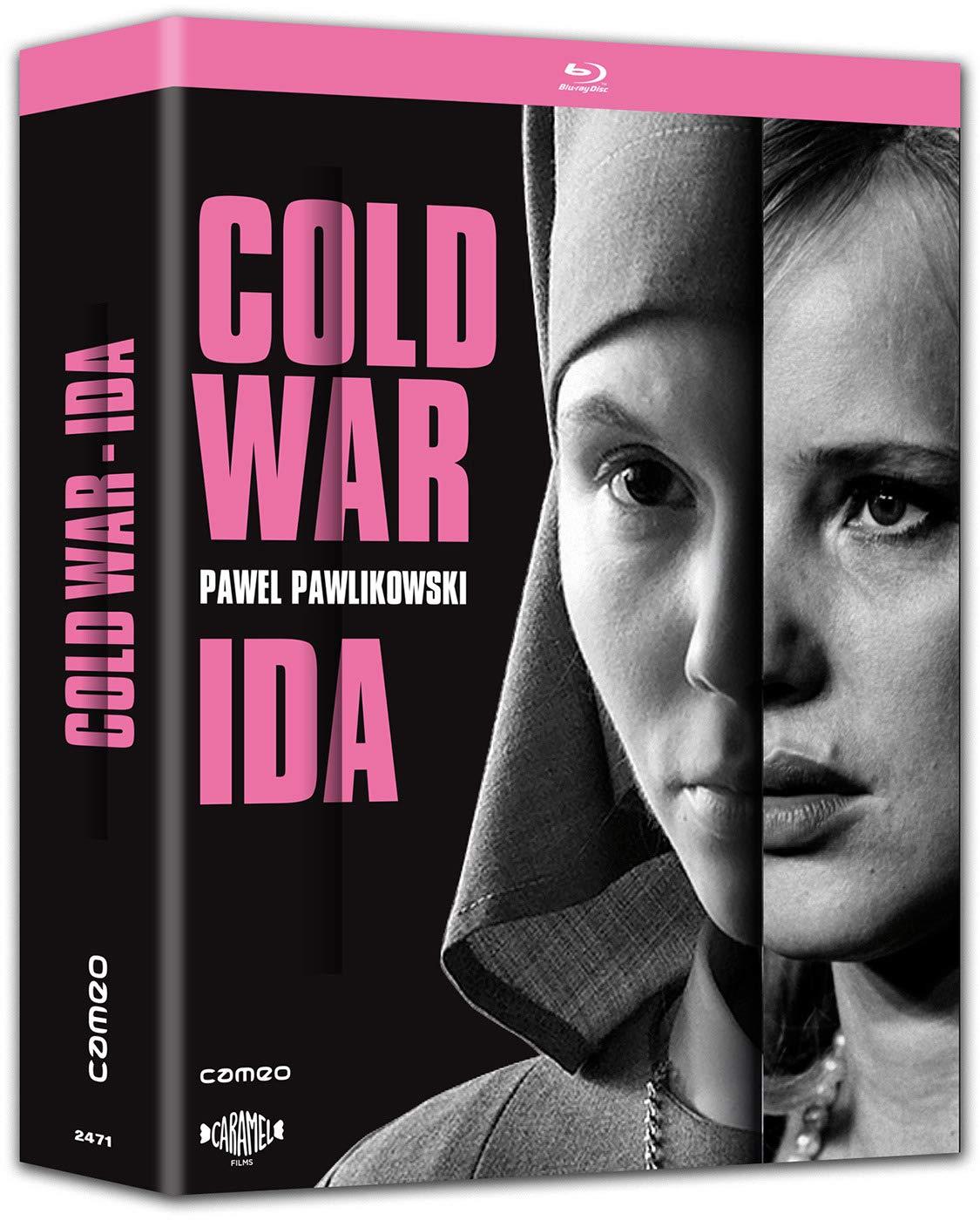Pack Cold War + Ida - BD [Blu-ray]: Amazon.es: Joanna Kulig, Tomasz Kot, Agata Kulesza, Borys Szyc, Cédric Kahn, Jeanne Balibar, Adam Woronowicz, Adam Ferency, Adam Szyszkowski, Pawel Pawlikowski, Joanna Kulig, Tomasz