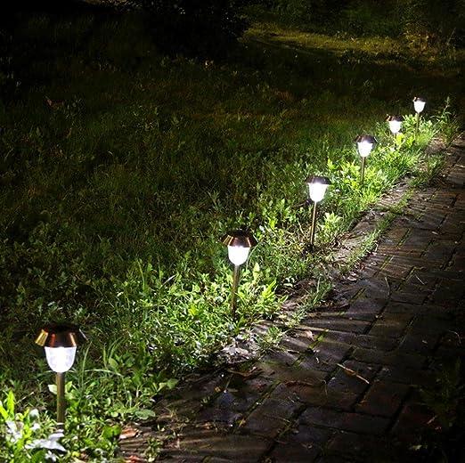 flower bed lighting. Plug The Lamp Mushroom LED Solar Lawn Lights Lighting Decorative Outdoor Garden Patio Flower Bed