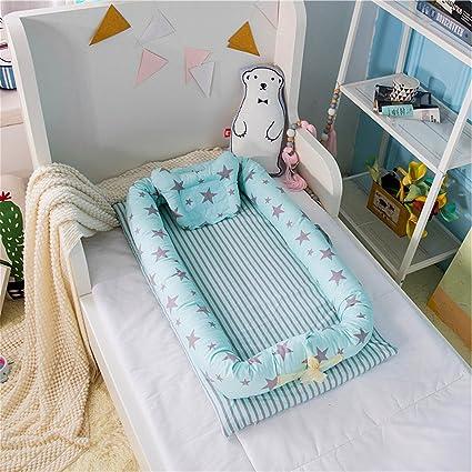 Amazon.com: levinis portátil bebé cunas – bebé cuna de cama ...
