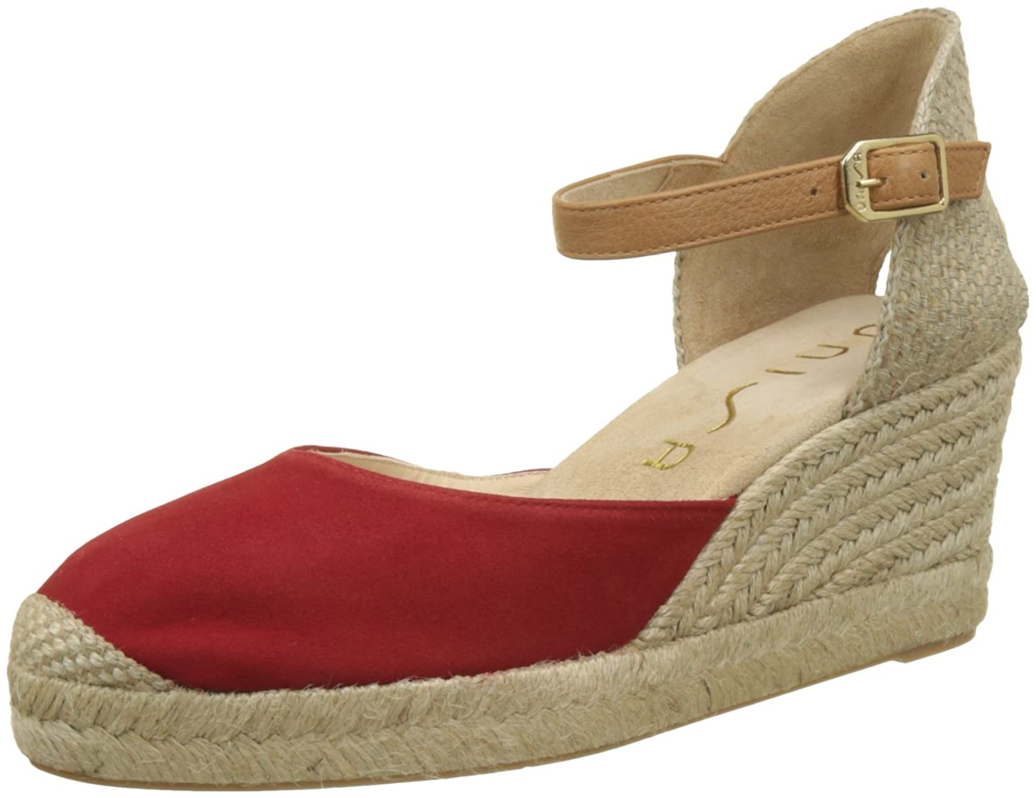 Unisa Caceres_18 Caceres_18_KS,_KS, Espadrilles B0743CQ7MF Femme Rouge (Red) (Red) 9751f9f - fast-weightloss-diet.space
