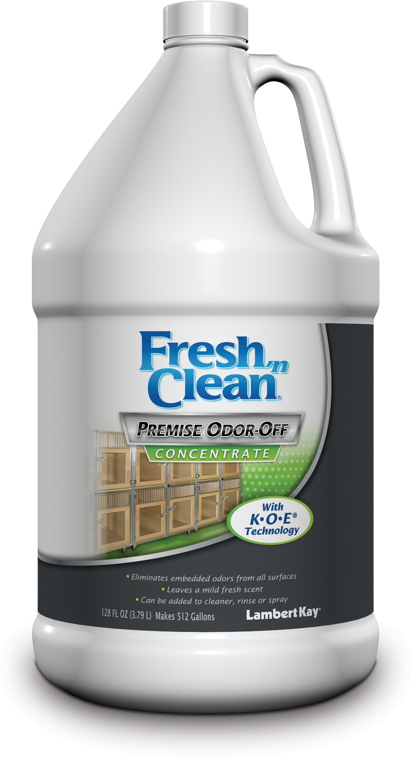 Lambert Kay Fresh 'n Clean Premise Odor Off Concentrate, 1-Gallon