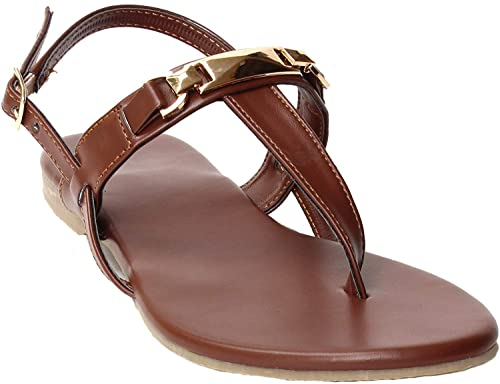 04ade0965 Foot Wagon Brown Sandals