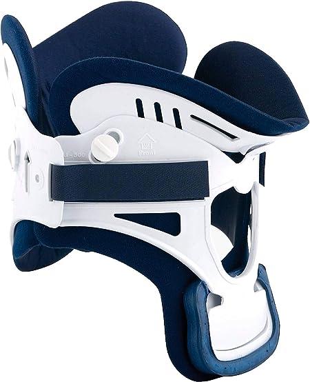 Ossur Miami J Cervical Neck Collar - Relieves Pain & Pressure on Spine   C-Spine Vertebrae Immobilizer   Semi-Rigid Pads for Patient Comfort   MJ-200L Stout