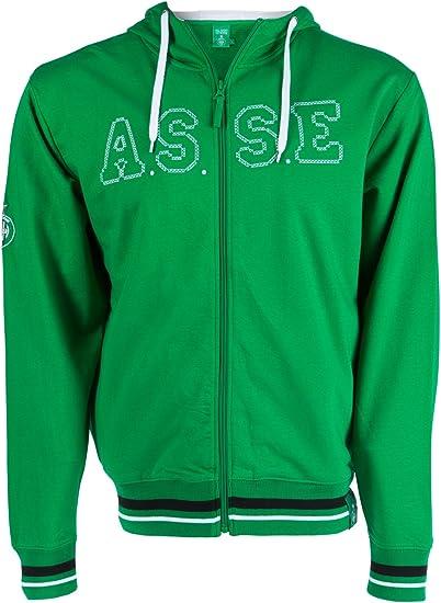Surv/êtement AS St Etienne Licence Officielle ASSE Vert.