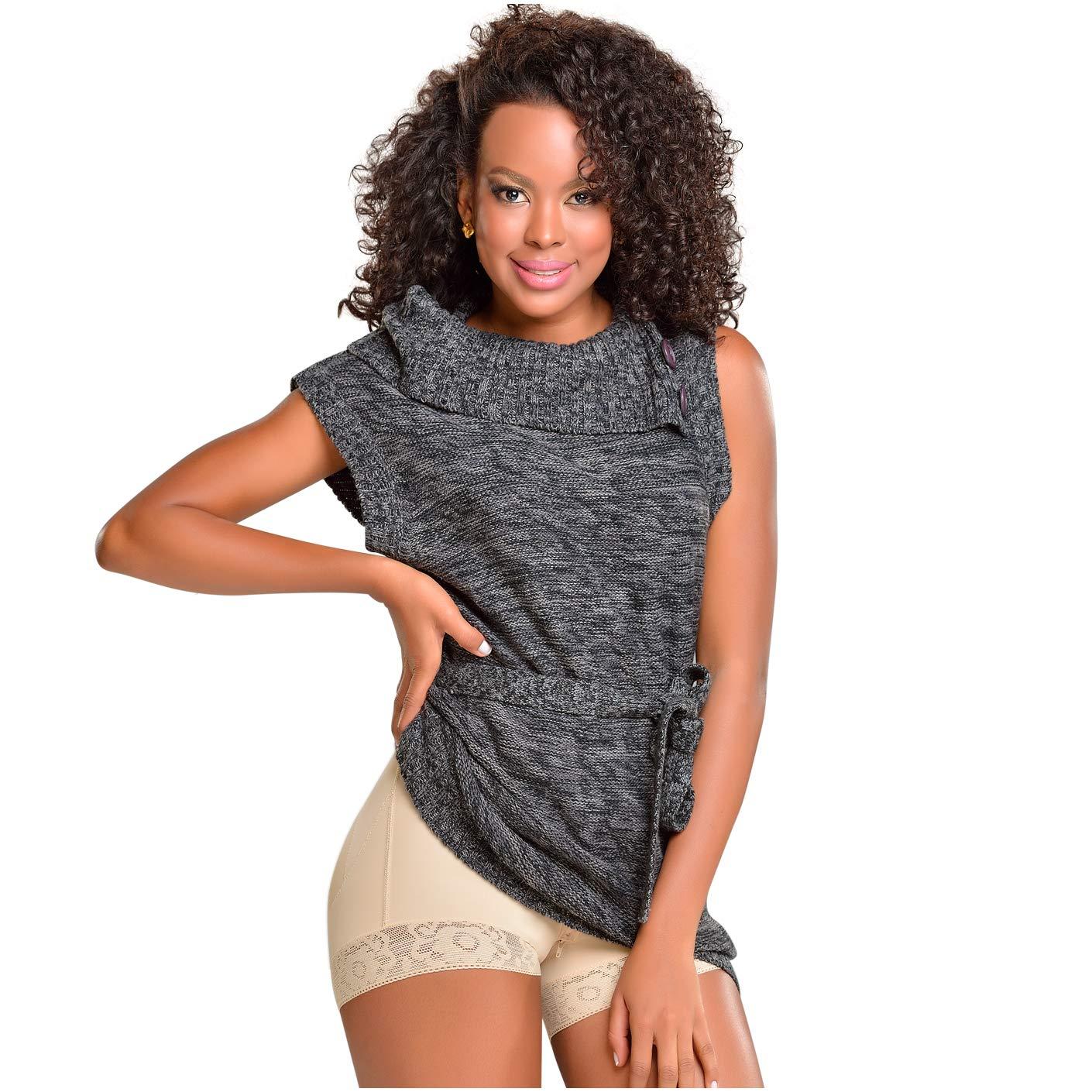Fajas MyD 0313 Shaping Shorts Levanta Cola at Amazon Womens Clothing store: