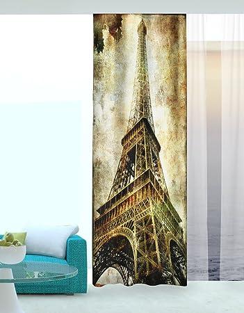 Vorhang Fotodruck amazon de 3d motiv effekt gardinen 140х240 cm polyester