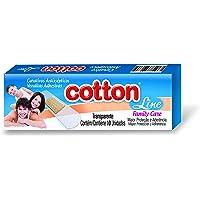 Curativo Antisséptico Transparente Com10 Unid., Cotton Line