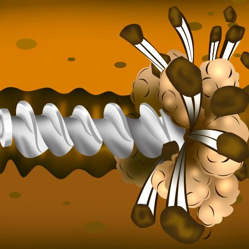 Panic Driller Mine Dig : The Miner Gold & Diamond Cave Treasure Digger - Gold Edition (Auger Loader)