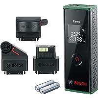 Bosch Zamo III Set Premium Bosch 4 in 1 Digital Laser Measurer Zamo III Set 20m (Range Finder, Tape Adapter, Wheel…