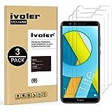 iVoler [3 Pack] Pellicola Vetro Temperato Huawei Honor 9 Lite [Garanzia a Vita], Pellicola Protettiva, Protezione per Schermo