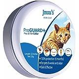 Collier antiparasitaire pour chats pour chat contre les puces les tiques et les moustiques (Chat 180 jours)