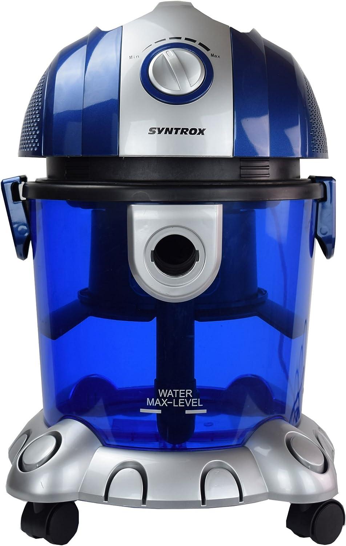 Syntrox Germany – WS de 2500 W Neptun – Aspiradora con filtro de ...