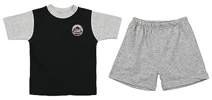 pretty nice 76689 3a4ff Amazon.com: Mighty Mac New York Mets MLB Baby Boys Infant ...