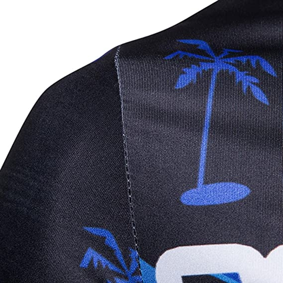 Camisetas Hombre, ❤ ⚽️Ba Zha Hei 2018 nuevos Hombres de La Copa del Mundo de Fútbol 3D Letra Impresa Manga Corta hombre Camiseta Blusa hombre Superior ...