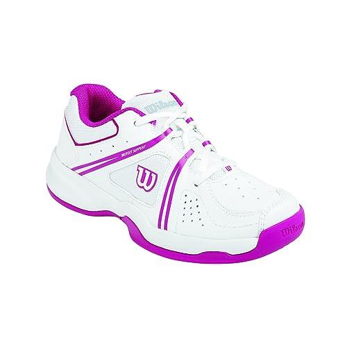 Wilson Envy Junior, Zapatillas de Tenis Unisex Niños