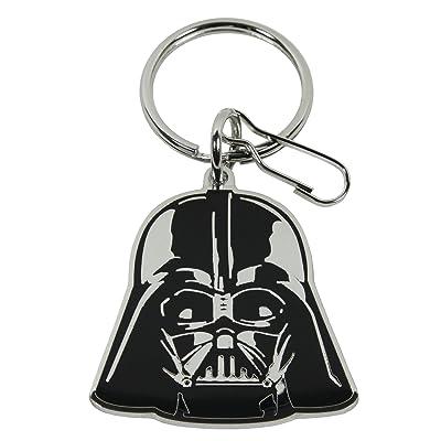 Plasticolor 004292R01 Star Wars Darth Vader Keychain: PlastiColor: Automotive