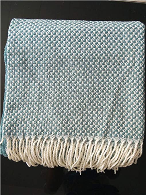 YYRZGW Throw Blanket, Throw Throw for Summer 100% Acrílico ...