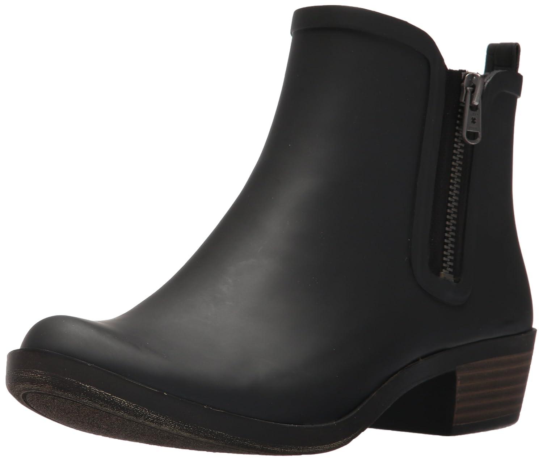Lucky Brand Women's Baselrain Rain Boot B071HPSF18 9 M US|Black Crocodile