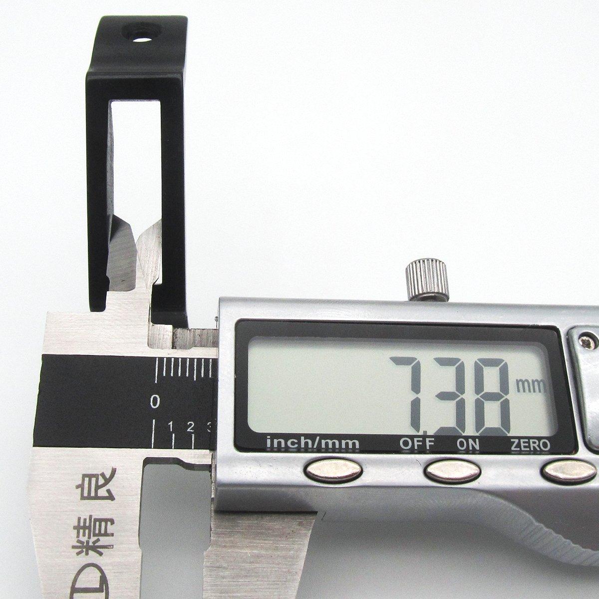 KUNPENG - 1conjunto # 240674 + 240676 PLACA DE AGUJA Y máquina de coser diente ajuste para SINGER 153W CONSEW 227 SEIKO CW-8B: Amazon.es: Hogar