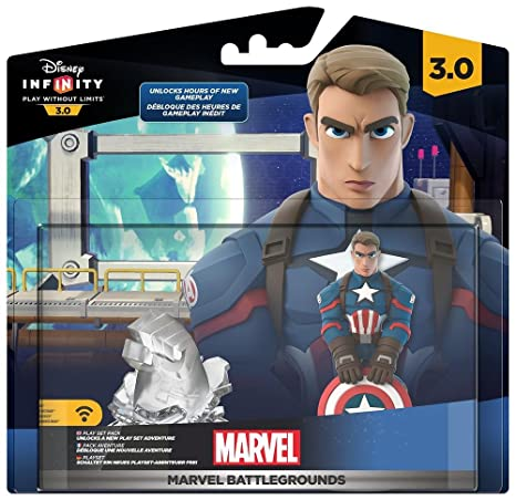 Disney Infinity 3.0: Playset - Marvel Battlegrounds