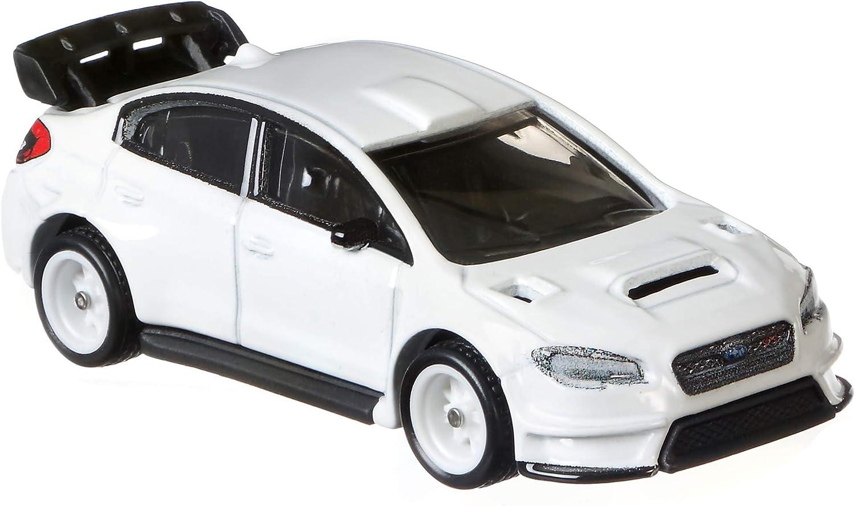 Subaru Impreza WRX STI Fast /& Furious Off-Road 1//5 1:64 Hot Wheels GJC07 GBW75