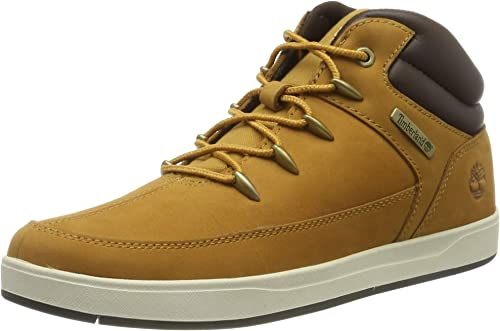 Timberland Davis Square Eurosprint, Sneakers Basses Mixte Enfant