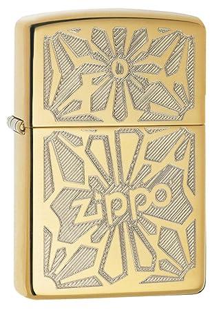 Zippo Classic - Encendedor de cocina (Oro): Amazon.es: Deportes y aire libre