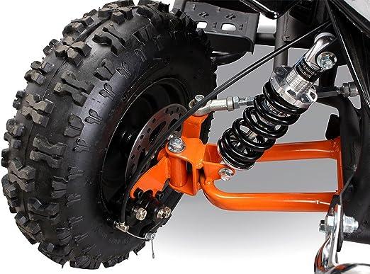 Highper Children S Quad Racer 49cc Auto