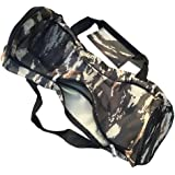 Camouflage Nylon Fabric Electric Unicycle Handheld Bag for 6.5 Inch Portable 2 Wheels Self Balancing Smart Board Scooter Carry Bag by Autolizer (TM)