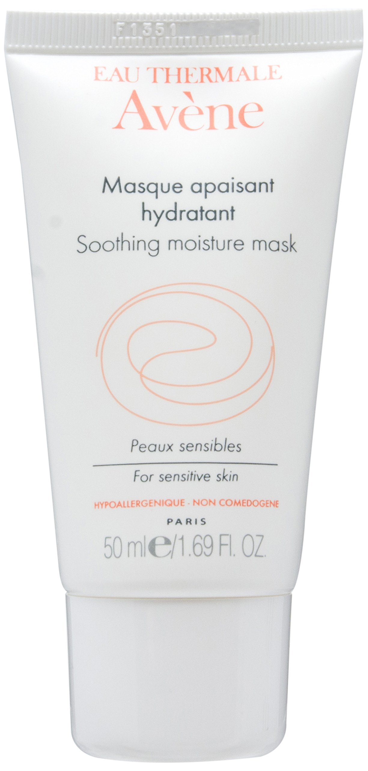 Eau Thermale Avène Soothing Moisture Mask, 1.69 fl. oz.