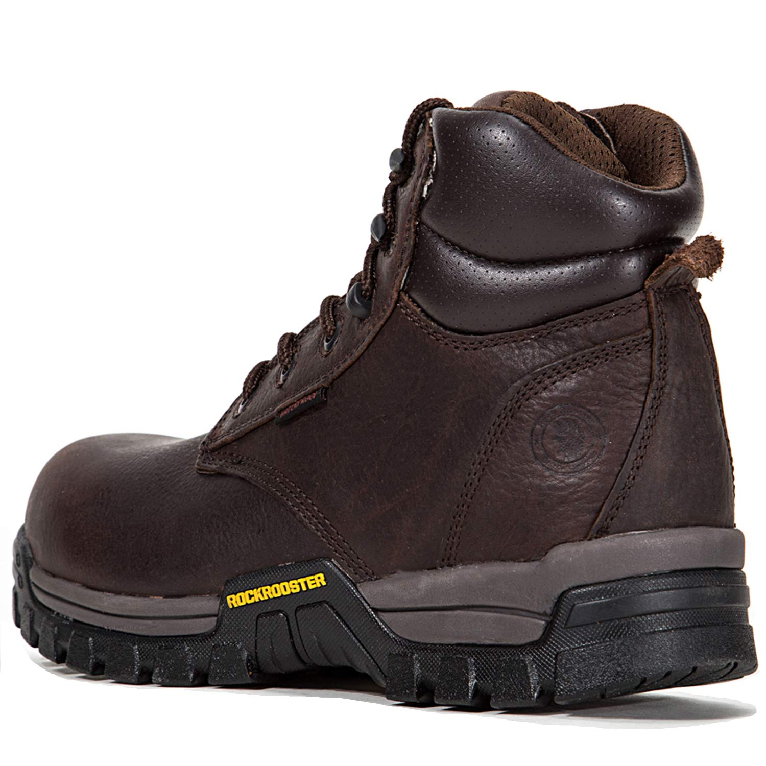 f51866dd7eb Amazon.com | ROCKROOSTER Work Boots for Men, Composite/Soft Toe ...
