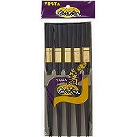 Vesta Heitan Wood Chopsticks, 5 Pairs (D07-5)