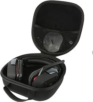 Teckone EVA Funda Estuche Bolso Para Logitech G430/G930/G933: Amazon.es: Electrónica